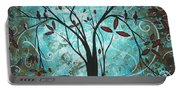 Romantic Evening By Madart Portable Battery Charger