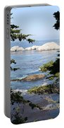 Romantic View Portable Battery Charger