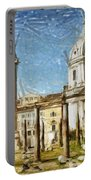 Rome Italy - Drawing Portable Battery Charger