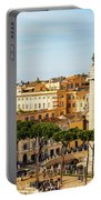Rome, Italy. Rome, Italy. Piazza Della Portable Battery Charger