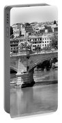 Rome - Ponte Vittorio Emanuele II Portable Battery Charger