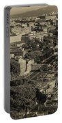 Rome Vista Portable Battery Charger by Joan Carroll