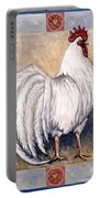 Romeo The Rooster Portable Battery Charger