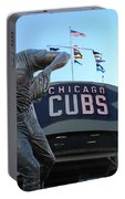 Ron Santo Chicago Cubs Statue Portable Battery Charger