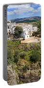 Ronda Houses On A Rock Portable Battery Charger