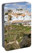 Ronda Old City In Spain Portable Battery Charger