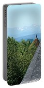 Rooftops Of Carcassonne Portable Battery Charger