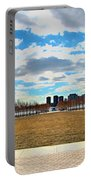 Roosevelt Island Memorial Portable Battery Charger