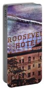 Roosevelt Retro Portable Battery Charger