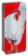 Rooster Raphael Portable Battery Charger