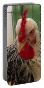 Rooster With Attitude Portable Battery Charger