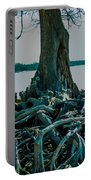 Roots On The Bay Portable Battery Charger