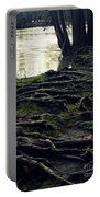 Roots On White River Portable Battery Charger