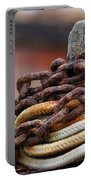 Rope And Chain Portable Battery Charger