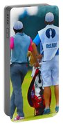 Rory Mcilroy  Portable Battery Charger