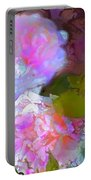 Rose 184 Portable Battery Charger by Pamela Cooper