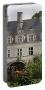 Rose And Cabbage Garden Chateau Villandry Portable Battery Charger