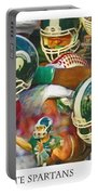 Rose Bowl Collage Portable Battery Charger