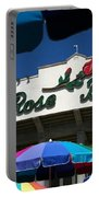 Rose Bowl Portable Battery Charger
