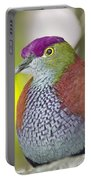 Rose-crowned Fruit Dove Portable Battery Charger