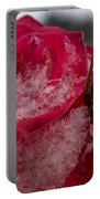 Rose Flakes 1 Portable Battery Charger