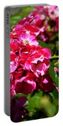Rose Garden 3 Portable Battery Charger