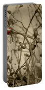 Rose Hips Portable Battery Charger