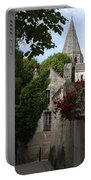 Rose Lane In Loches Portable Battery Charger