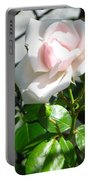 Rose Named Pearl Portable Battery Charger