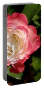 Rose Ruffles Portable Battery Charger