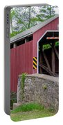 Rosehill Covered Bridge Portable Battery Charger