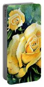 Roses 5 Portable Battery Charger