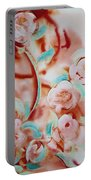 Roses And Rust Portable Battery Charger