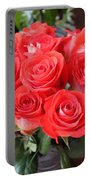 Roses For Mother Portable Battery Charger