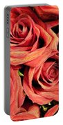 Roses For Your Wall  Portable Battery Charger