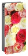 Roses Of Love Portable Battery Charger