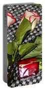 Roses From Rosa... Portable Battery Charger