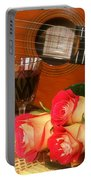 Guitar 'n Roses Portable Battery Charger