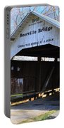 Roseville Covered Bridge Portable Battery Charger