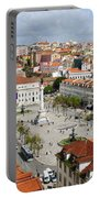 Rossio Square Portable Battery Charger