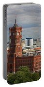 Rotes Rathaus Berlin Portable Battery Charger