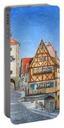 Rothenburg Germany Portable Battery Charger