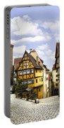 Rothenburg Marketplatz Portable Battery Charger
