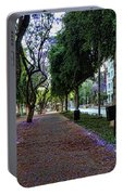 Rothschild Boulevard Portable Battery Charger