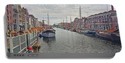 Rotterdam Canal Portable Battery Charger