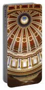 Rotunda Dome On Wings Portable Battery Charger