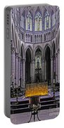 Rouen Cathedral  Portable Battery Charger