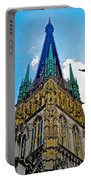 Rouen Church Steeple Portable Battery Charger