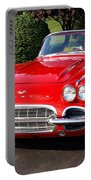 Route 66 - 1961 Corvette Portable Battery Charger