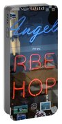 Route 66 - Angel's Barber Shop Portable Battery Charger